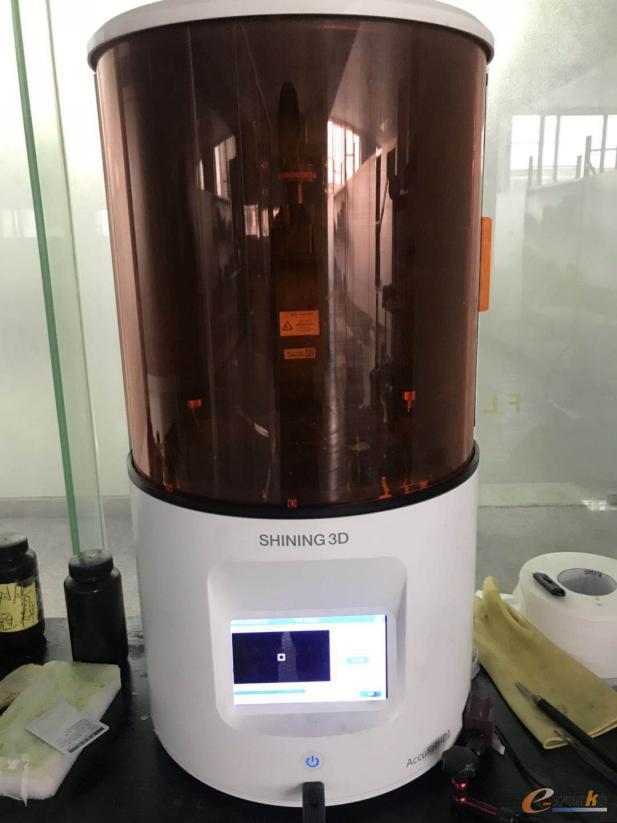 AccuFab-DL树脂3D打印机