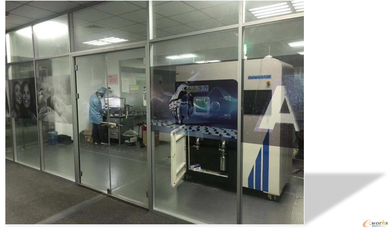 DELWINN120-3D金属激光打印机