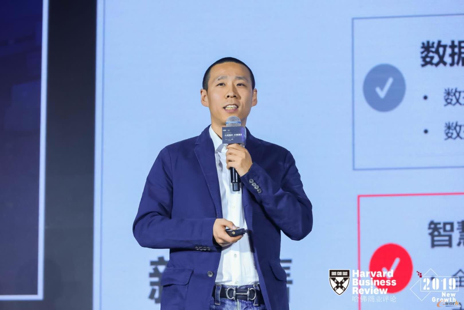 冯海龙 黑龙江飞鹤乳业有限公司 CIO