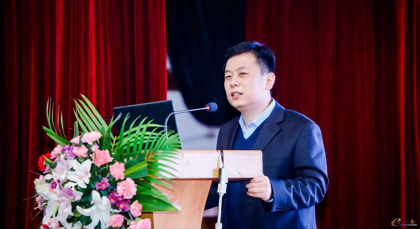 李长青 玫德集团有限公司 IT总监