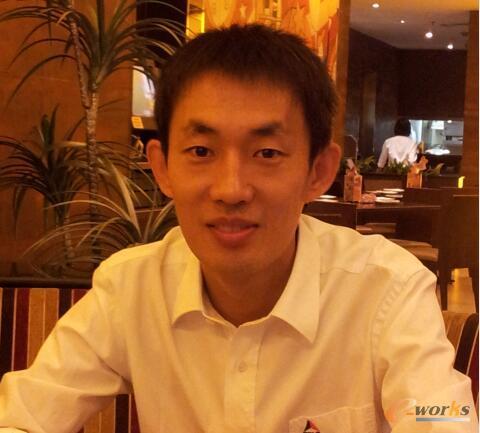 王鹏 山东临工工程机械有限公司流程与IT管理部部长
