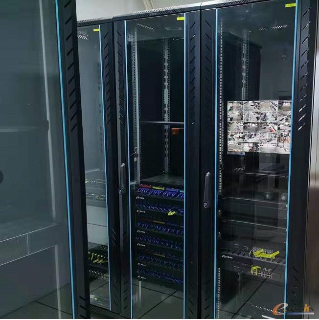 车间、实验室、生产辅楼的综合网络和视频监控