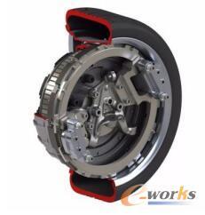 轮毂电机驱动