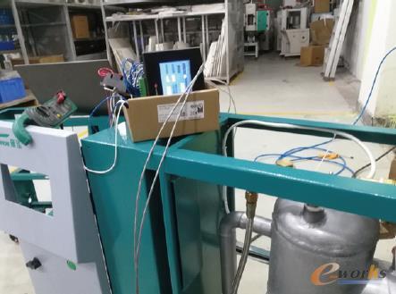 使用Samba系列控制器可实现模温机温度的准确控制