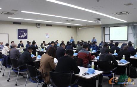 e-works第六届日本智能工厂考察团在三菱电机学习交流