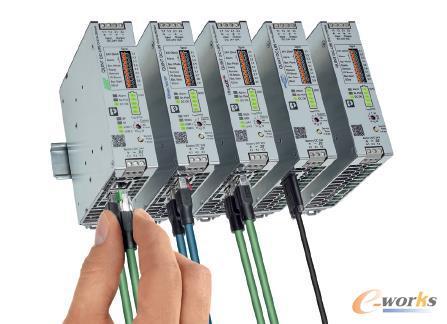 工业电源和UPS可以连接到通用工业协议