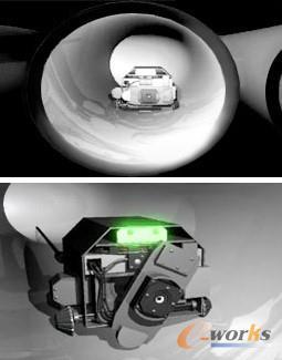 管道内检测机器人