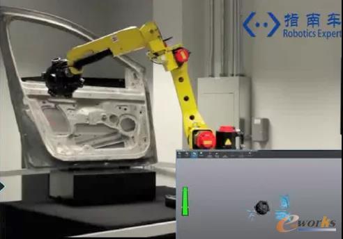 自动化生产线上的机器视觉系统